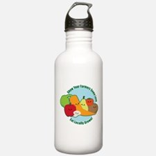 Go Local! Water Bottle