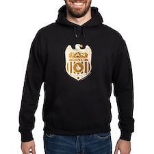 NCIS Fan Badge Hoodie