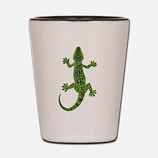 Gecko Shot Glass