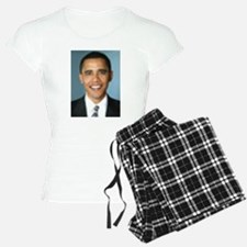 Pixelated Obama Pajamas