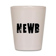 NEWB Shot Glass