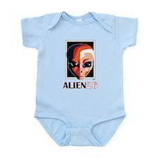 Alien 26, Dani Pedrosa Infant Bodysuit