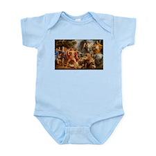 Calydonian Boar Hunt Infant Bodysuit