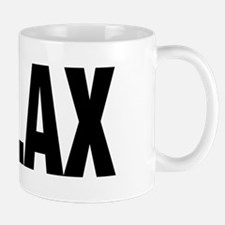 (Frankie Says) RELAX Retro 80 Mug