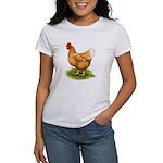 Golden Sex-link Hen Women's T-Shirt