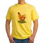 Golden Sex-link Hen Yellow T-Shirt