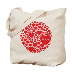 Love&Hope Tote Bag