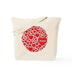 Love&Hope Tote Bag