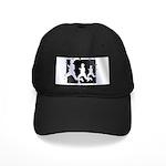 Running Black Cap
