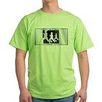 Running Green T-Shirt