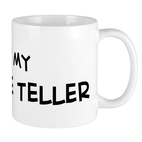 I Love Fortune Teller Mug