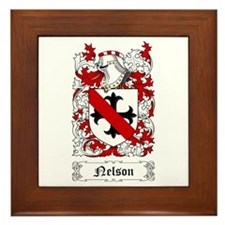 Nelson I Framed Tile