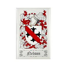 Nelson I Rectangle Magnet