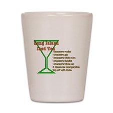Long Island Iced Tea Shot Glass