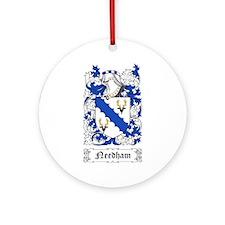 Needham Ornament (Round)