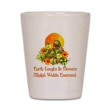 Summer Pagan Goddess Shot Glass