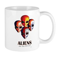 The MotoGP Aliens Mug