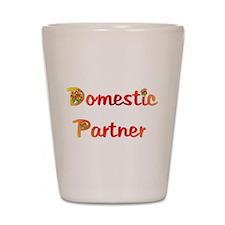 Domestic Partner Shot Glass