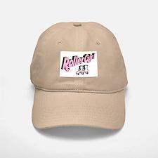 """""""Roller Girl"""" Baseball Baseball Cap"""