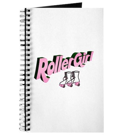 """""""Roller Girl"""" Journal"""