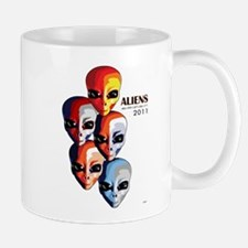 The Aliens with Ben Spies! Mug