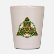 Celtic Trinity Knot Shot Glass