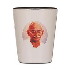 Gandhi Wisdom Shot Glass