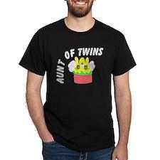 Aunt of twins T-Shirt