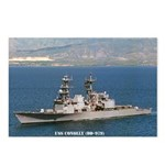 USS CONOLLY Postcards (Package of 8)