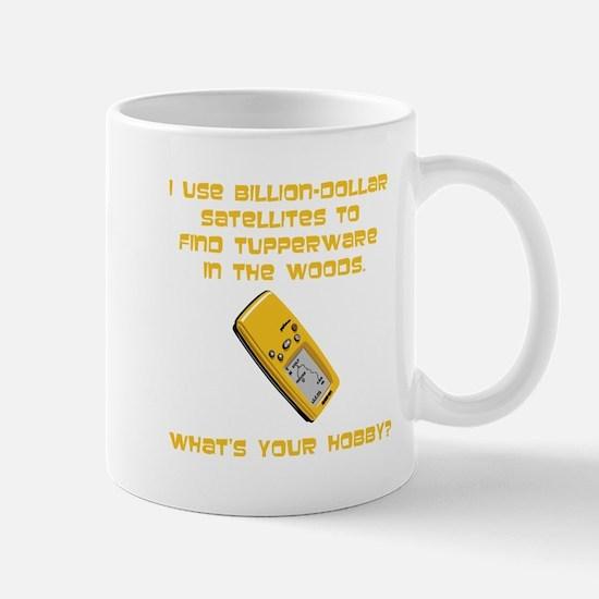 Geochaching What's Your Hobby Mug
