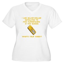 Geochaching What's Your Hobby T-Shirt