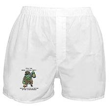 Irish Coffee Party Boxer Shorts