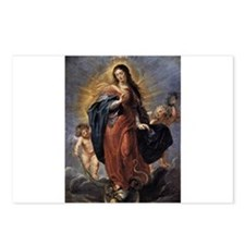 Immaculate Conception Postcards (Package of 8)