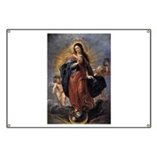 Immaculate Conception Banner
