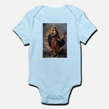 Immaculate Conception Infant Bodysuit