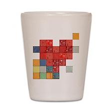 Shipping Love Shot Glass