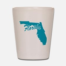 State Florida Shot Glass