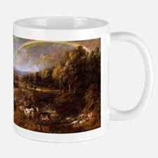 Landscape with Rainbow Mug