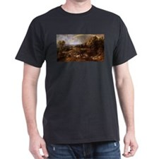 Landscape with Rainbow T-Shirt