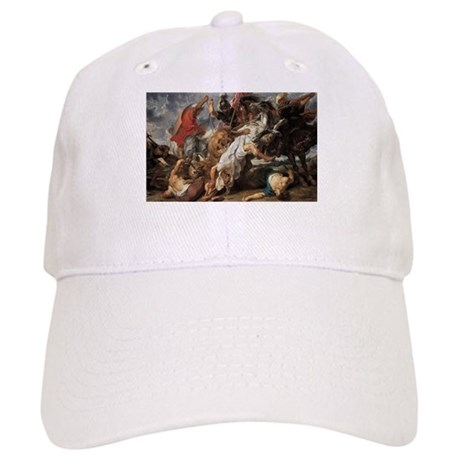Lion Hunt Cap