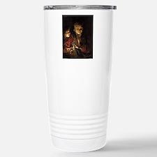 Night Scene Travel Mug