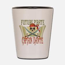 Future Pirates Shot Glass