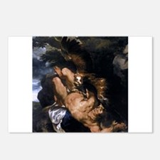 Prometheus Bound Postcards (Package of 8)