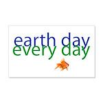 Fun Earth Day 22x14 Wall Peel