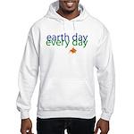 Fun Earth Day Hooded Sweatshirt