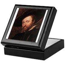 Self Portrait 1628 Keepsake Box