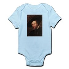 Self Portrait 1628 Infant Bodysuit