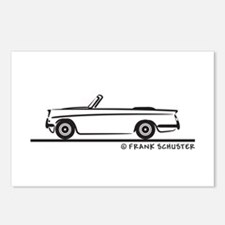 Triumph Herald Convertible Postcards (Package of 8