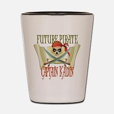 Captain Kadin Shot Glass
