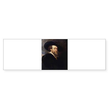 Self Portrait 1623 Sticker (Bumper)